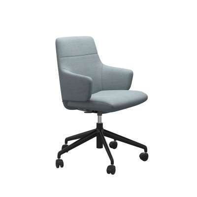 Stressless Chilli Home Office Laag Met Armleuning