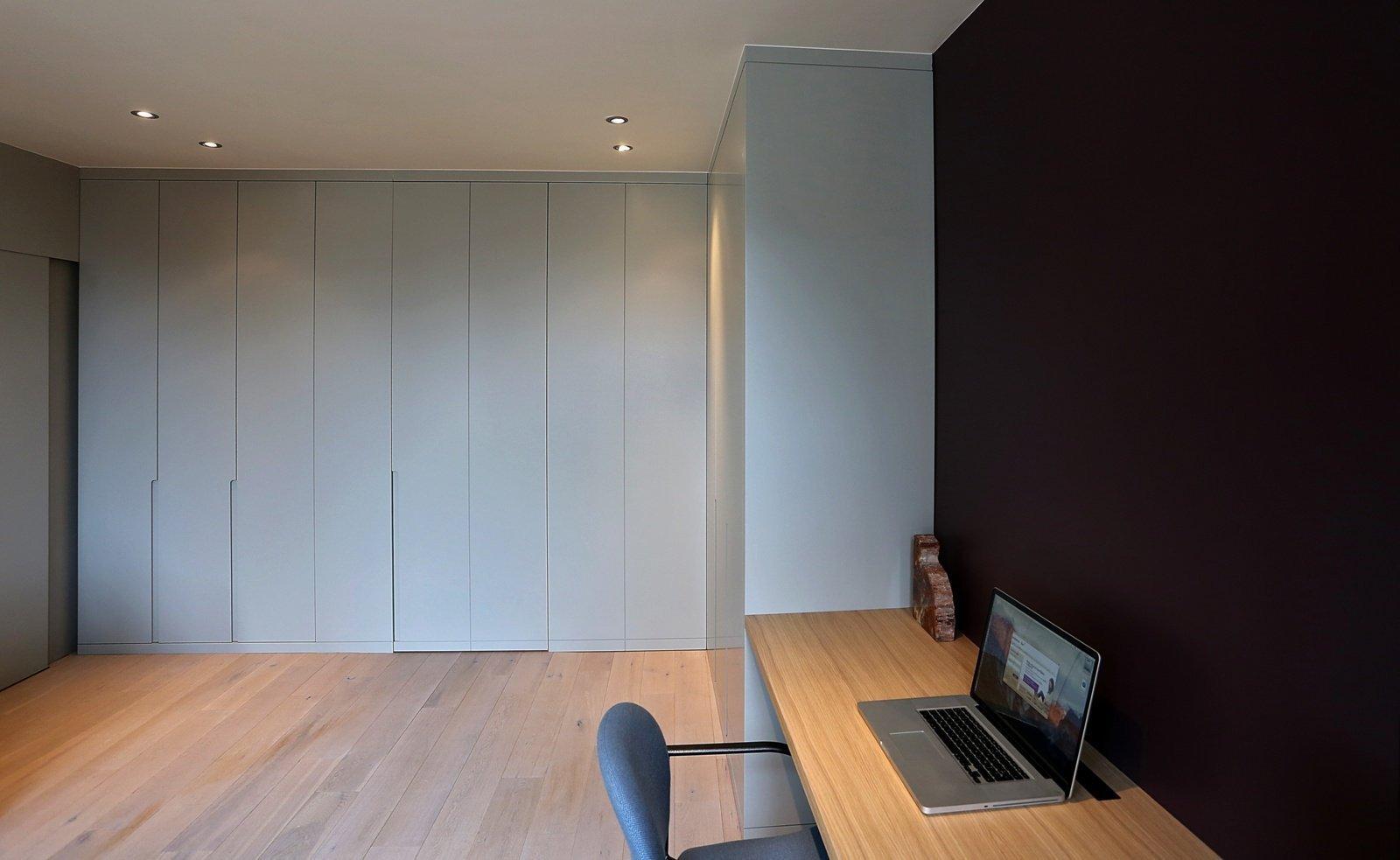Werkplek in appartement - Saelens Brugge