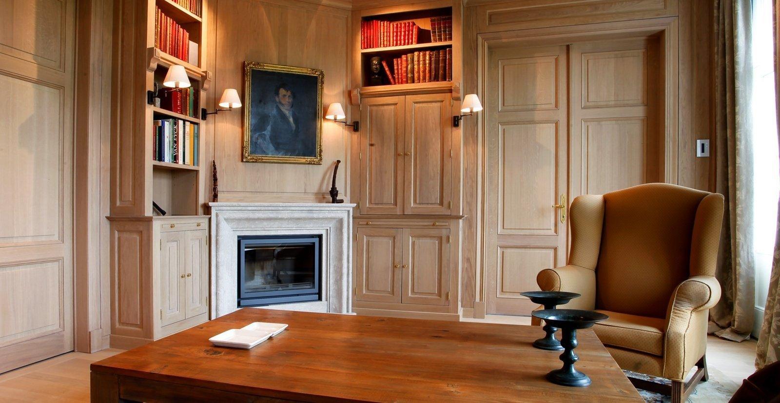 Bibliotheek - St Martens Latem