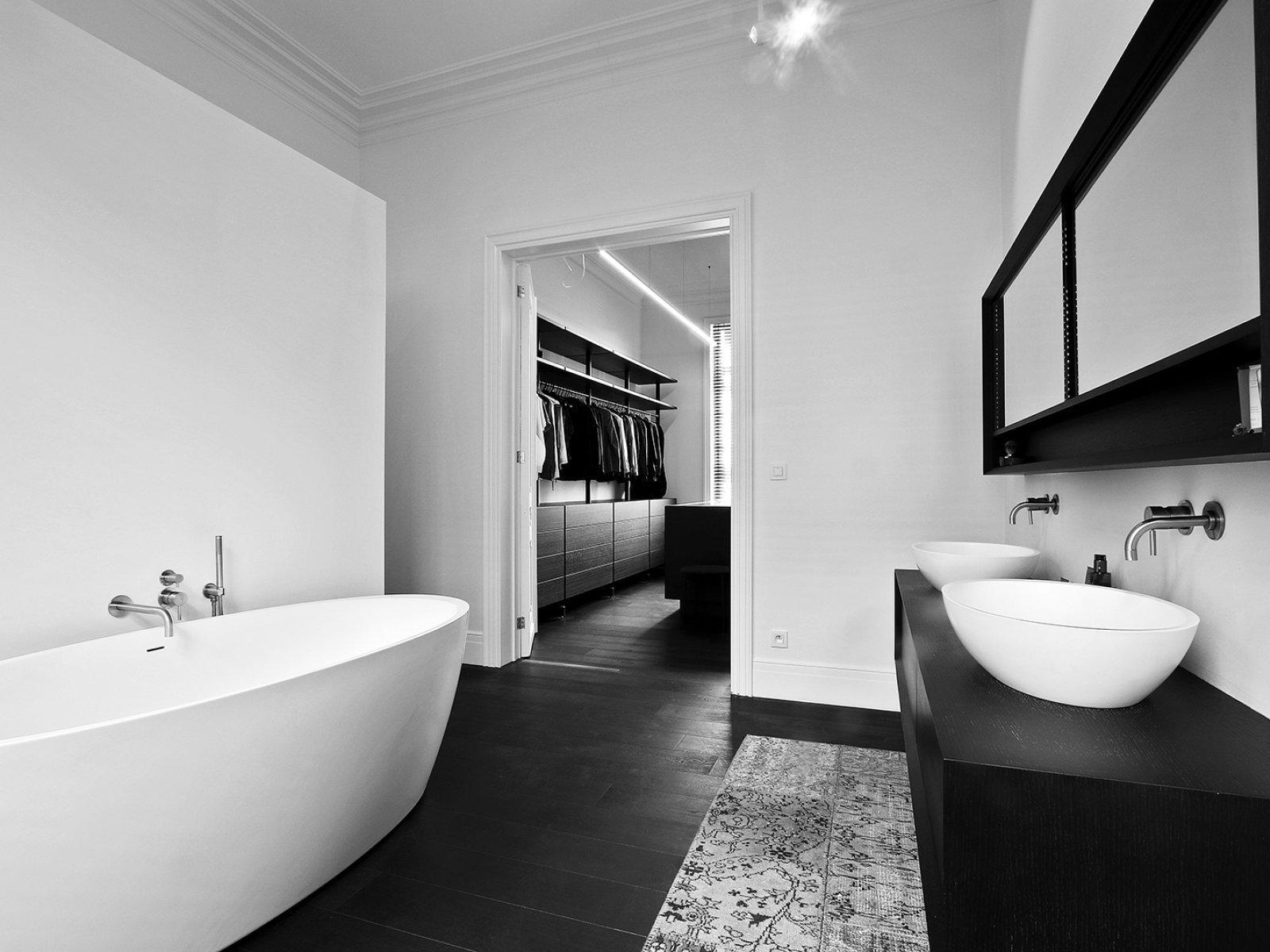 Stijlvolle badkamer