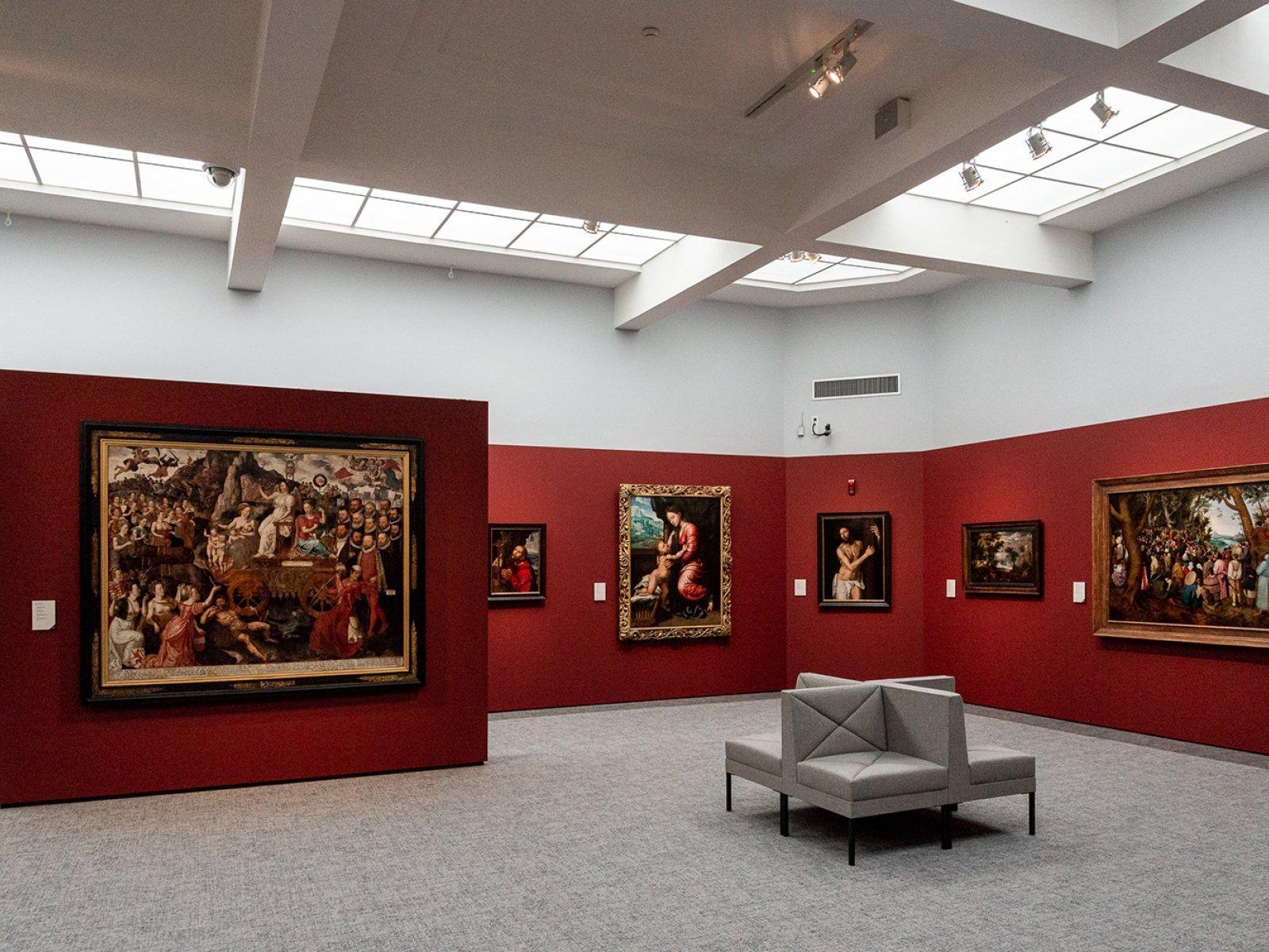 Groeninge Museum te Brugge
