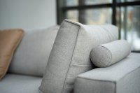 Design On Stock AIKON Lounge zetel 1-arm & poef