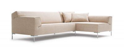 Design On Stock BLOQ hoeksalon 1-arm & chaise longue