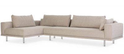 Design On Stock CASCADE hoeksalon 1-arm & chaise longue