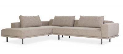Design On Stock CASCADE hoeksalon 1-arm & open chaise longue