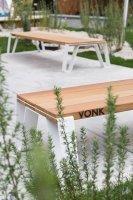Vonk MUSE Dagbed Outdoor Tuinbank