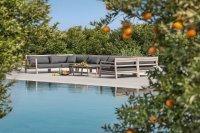 Ethimo COSTES Loungezetel Outdoor Tuin