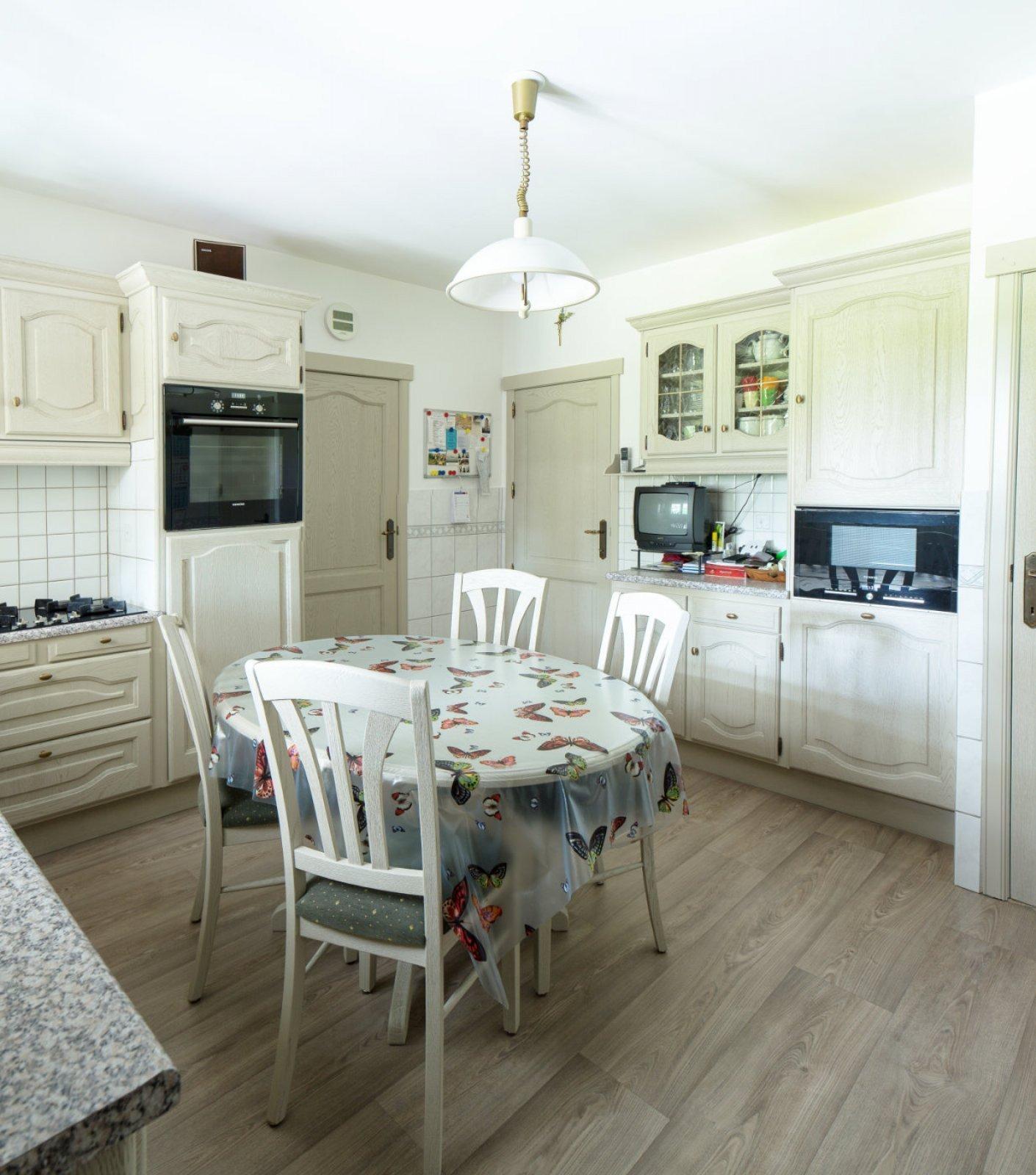 Keukens zandstralen