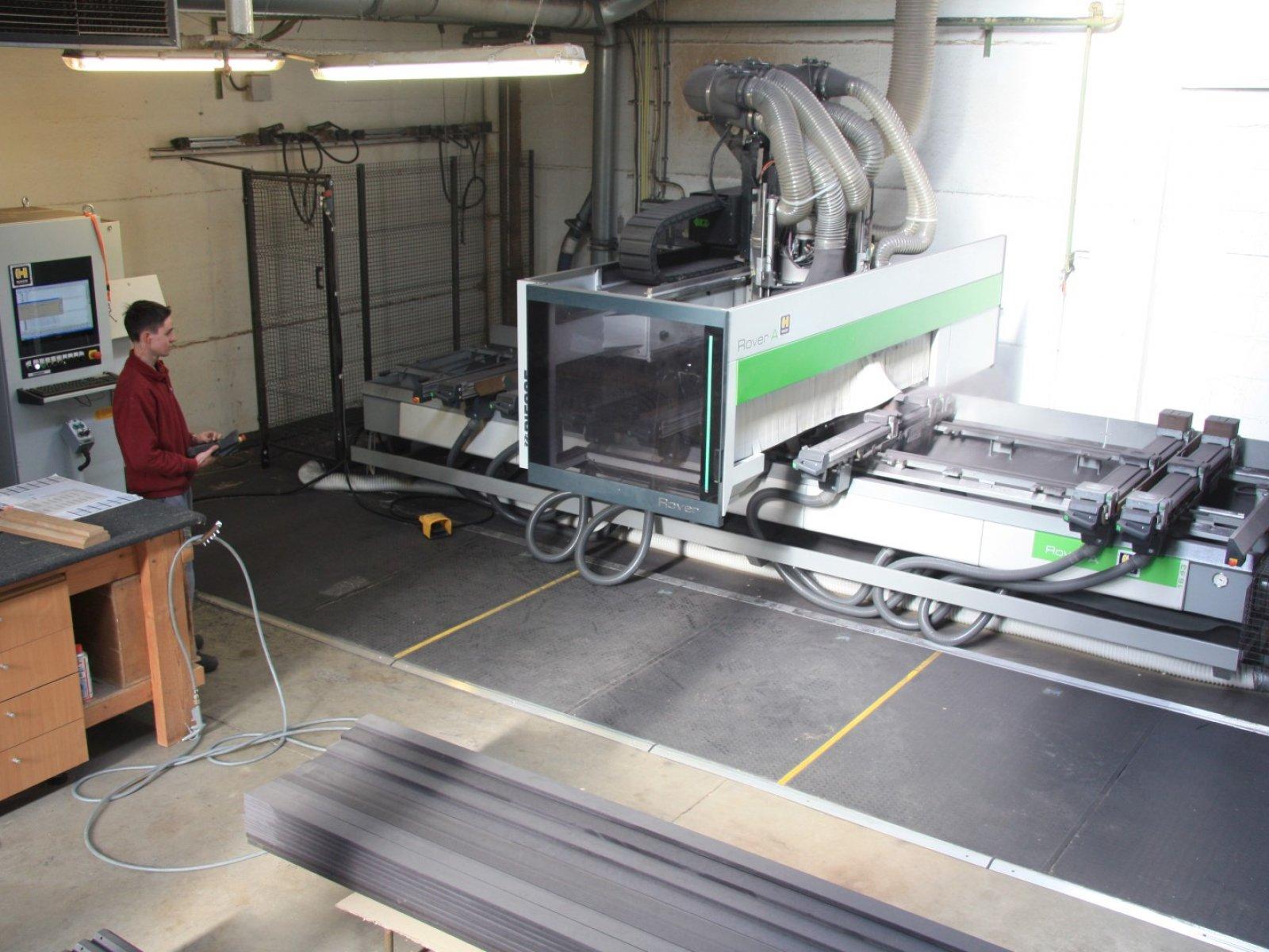 Vacature Machine operator houtbewerking