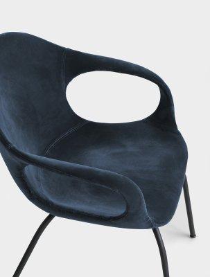 Kristalia ELEPHANT SOFT chair Eetkamerstoel