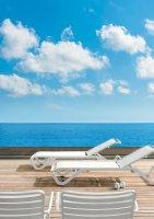 Ethimo OCEAN Zonnebed Outdoor