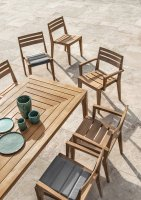 Ethimo RIBOT Stoel Outdoor